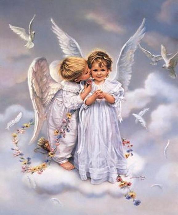 Гадание кто ты из ангелов